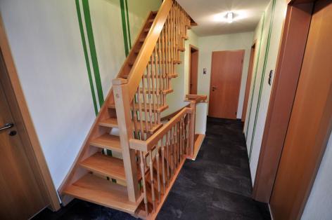 Neutrale Treppe