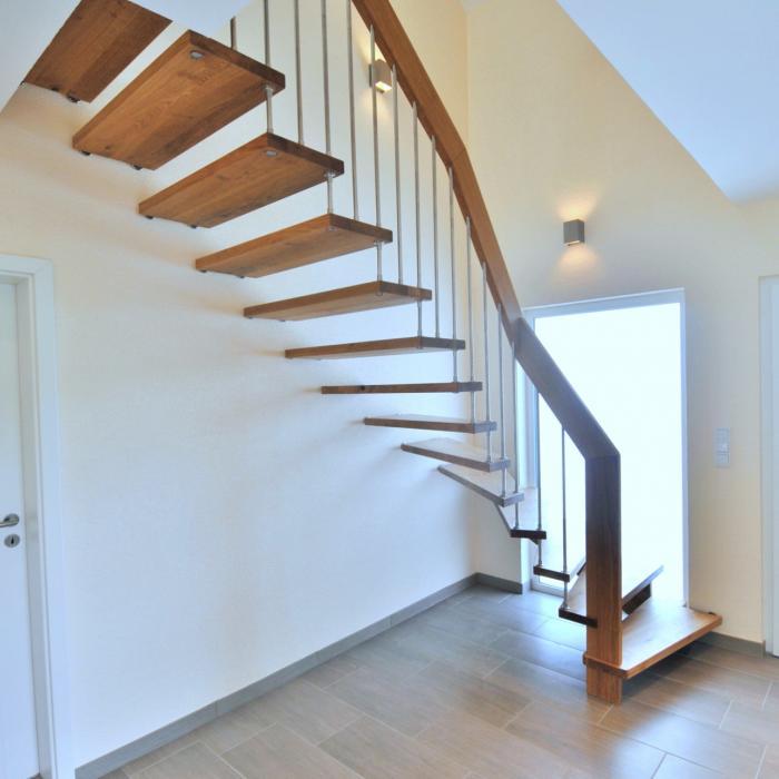 freitragende Treppe 06
