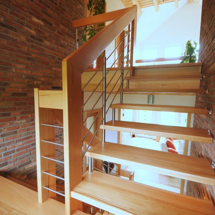 freitragende Treppe 07