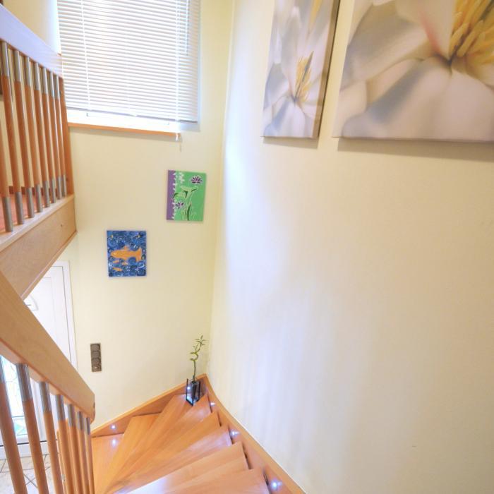freitragende Treppe 08