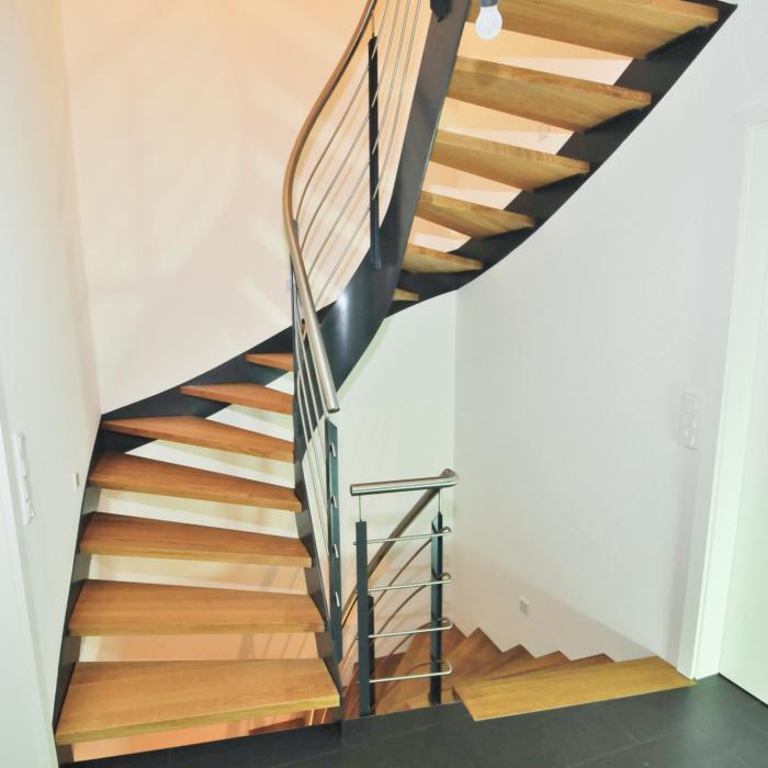Stahltreppe 01