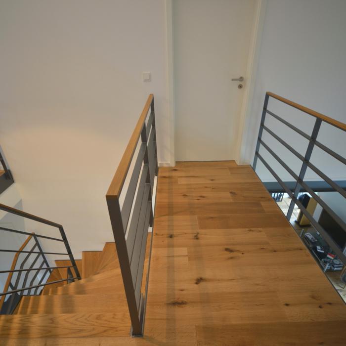 Stahltreppe 03