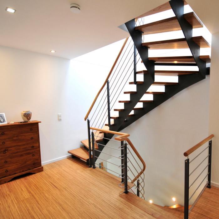 Stahltreppe 05