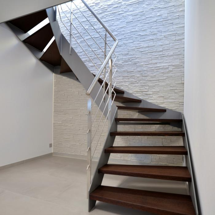 Treppenbau Becker Stahltreppe 13